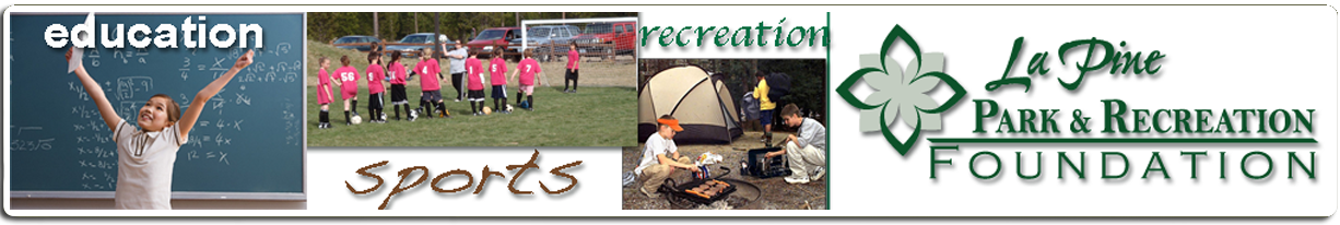 La Pine Park & Recreation Foundation